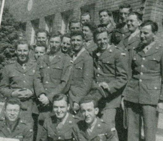 Alumni return as soldiers