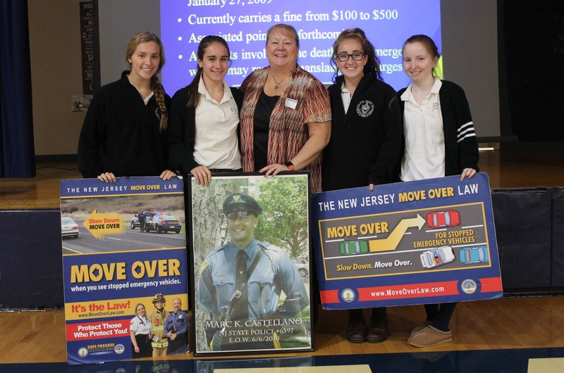 Donna Setaro Presents about NJ Move Over Law Thumbnail Image