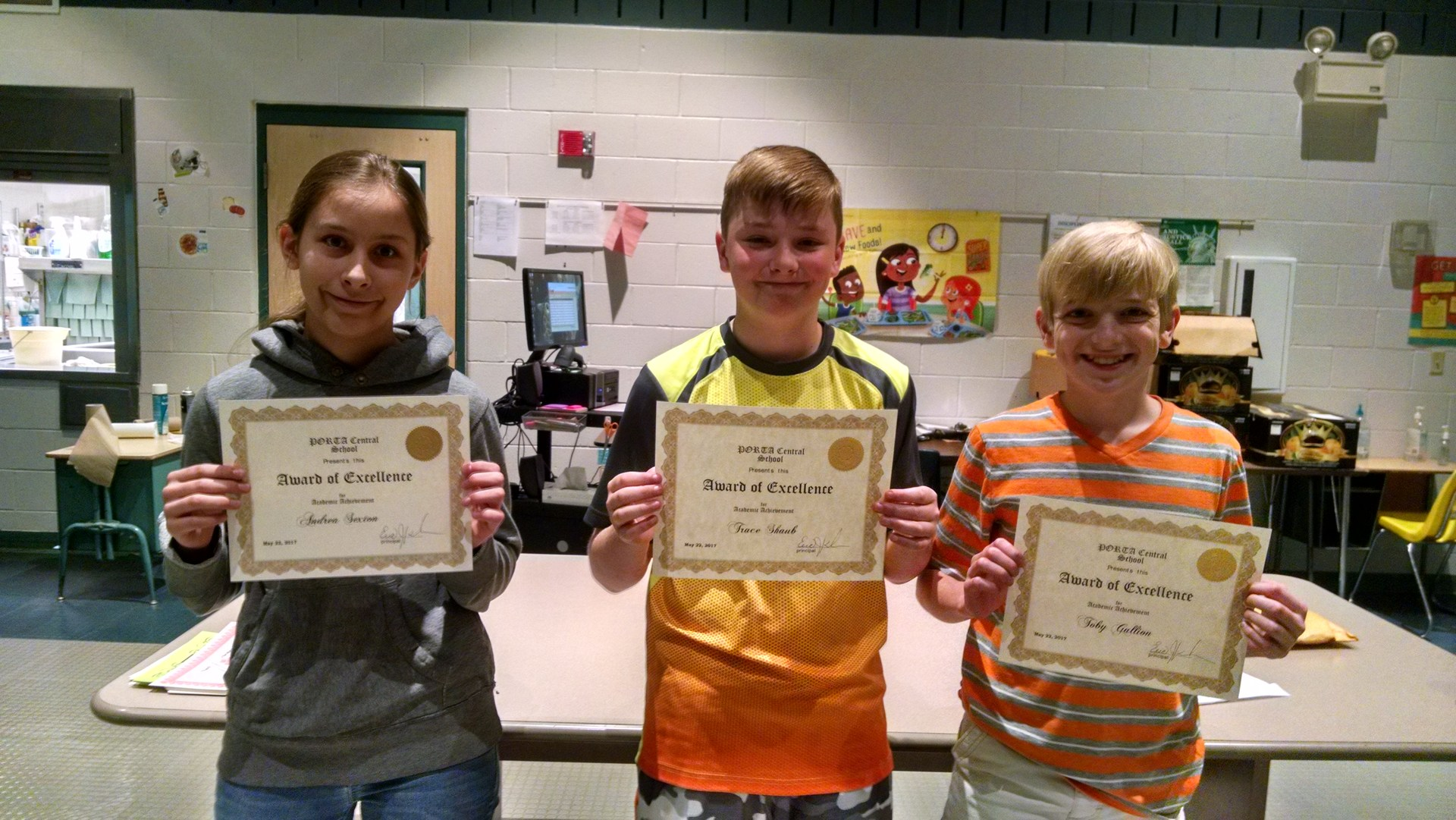 Student Academic Awards