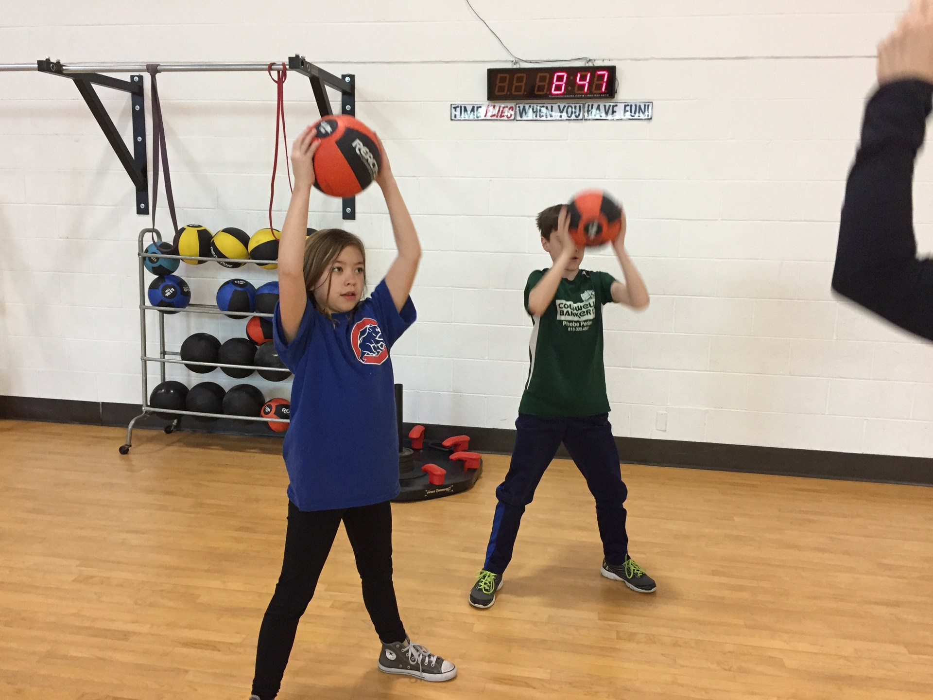 March Monthly Fitness Challenge