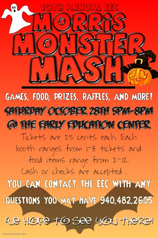10th Annual Monster Mash Set for Oct. 28th Thumbnail Image