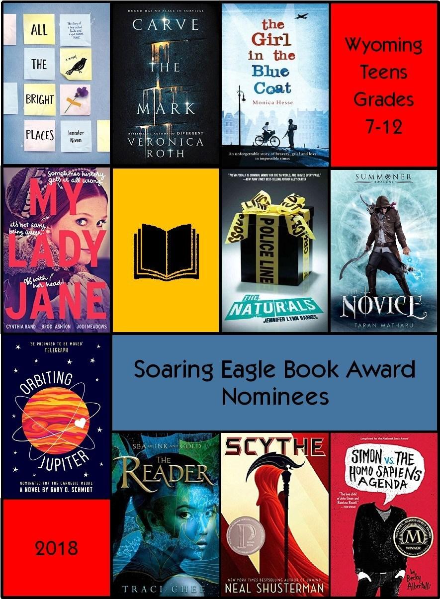 Soaring Eagle Nominee books