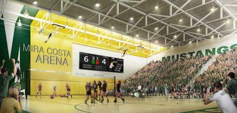 RFP for Mira Costa High School's New Athletic Complex Project Thumbnail Image