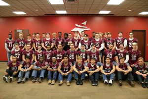 Magnolia Bulldogs Varsity Football Team