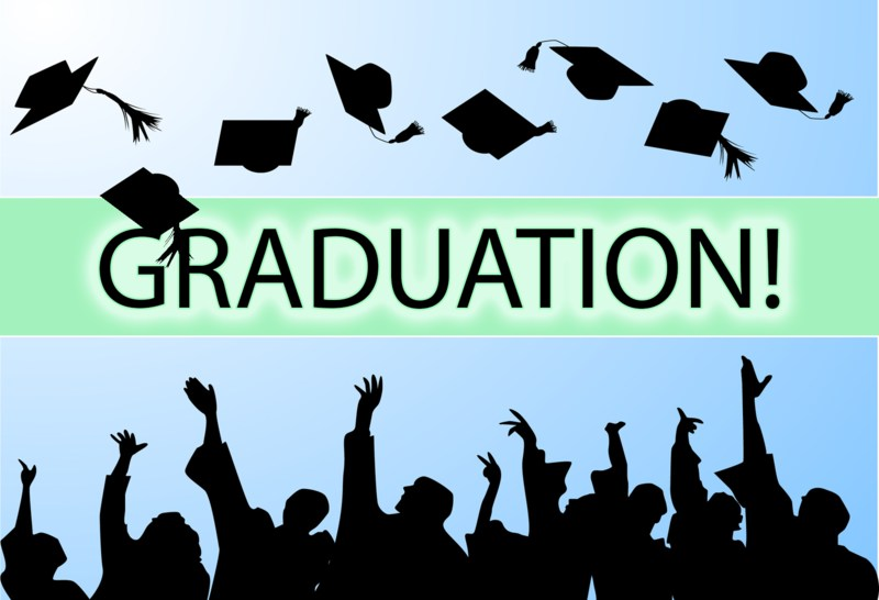 Schedule for Graduation Ceremonies Thumbnail Image