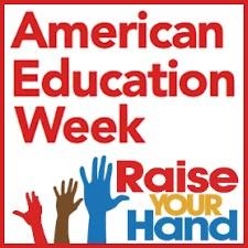 American Education Week - Nov. 13-17 Featured Photo