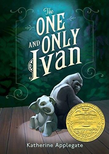 The One and Only Ivan, Reading Club book for Sept. 2017