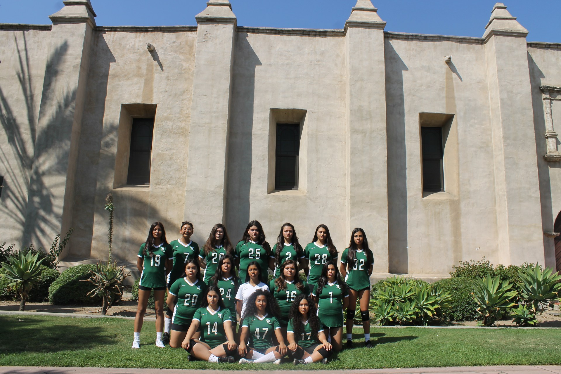 Home Of San Gabriel Mission Volleyball Volleyball San