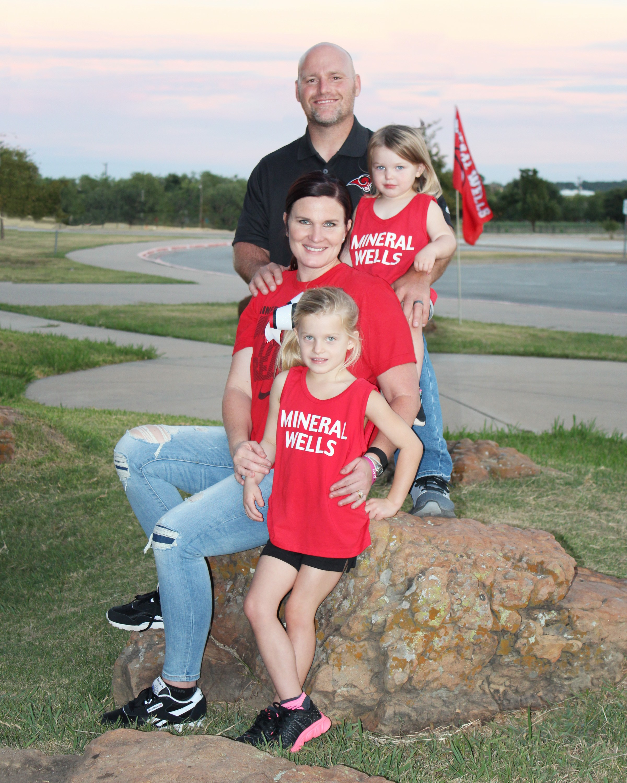 David Tarver and family