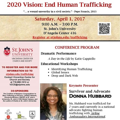Conference on Human Trafficking Thumbnail Image