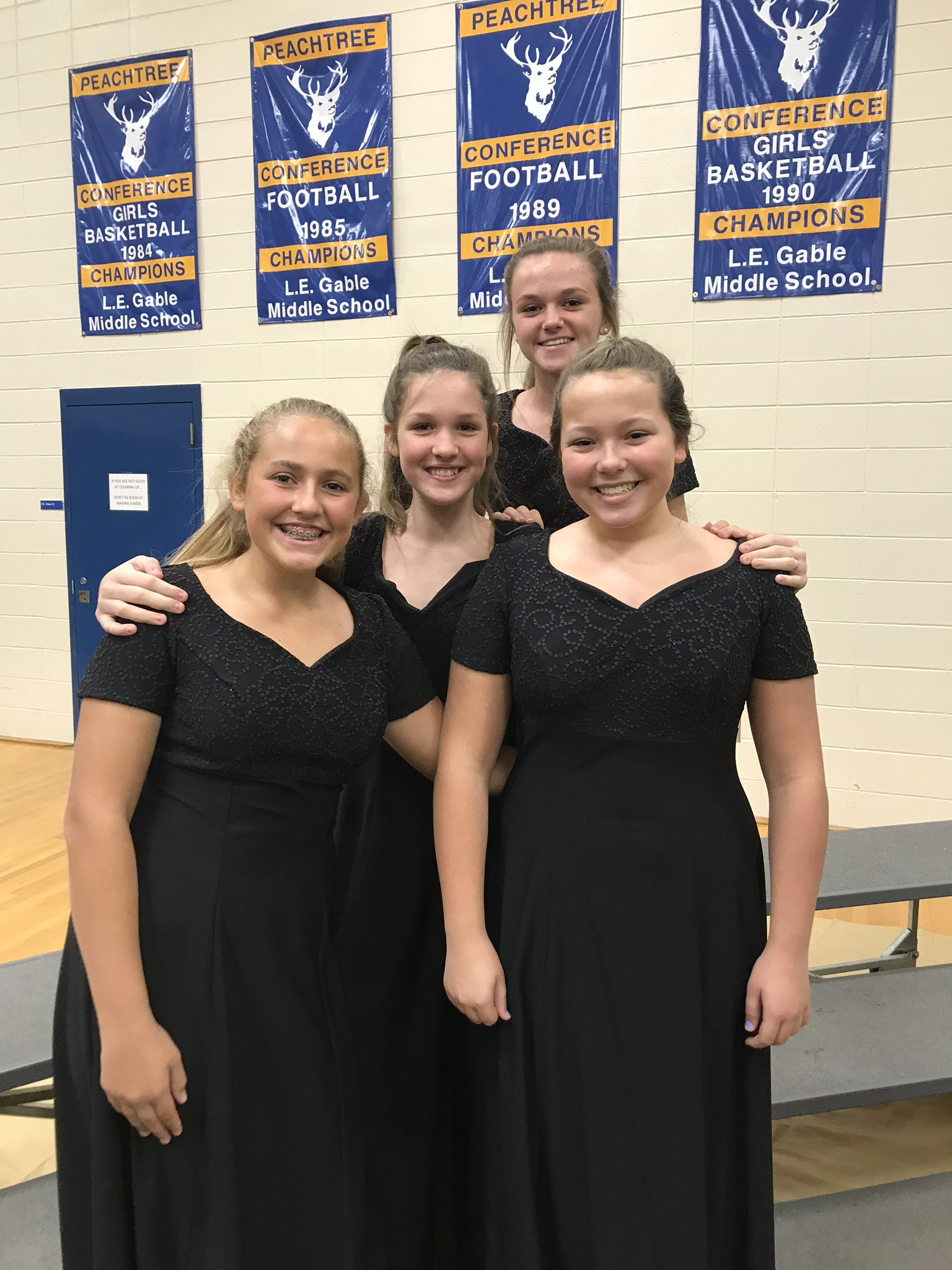 Gable Middle School Performance
