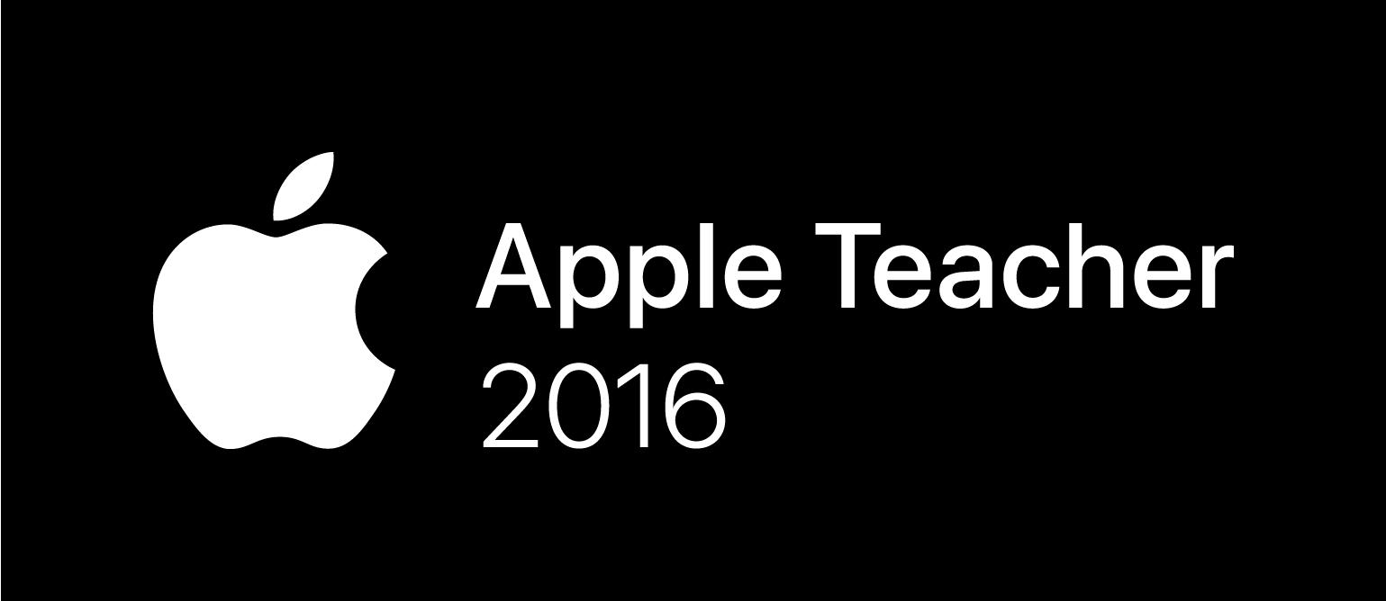 Apple Teacher 2016