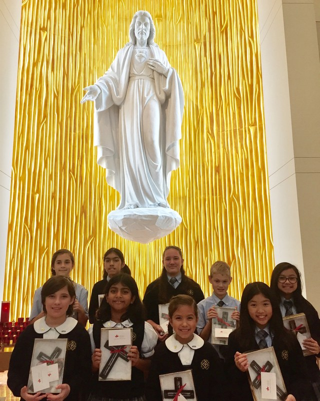 Nine Valiants win Archdiocesan/UST Essay Contest Awards! Thumbnail Image