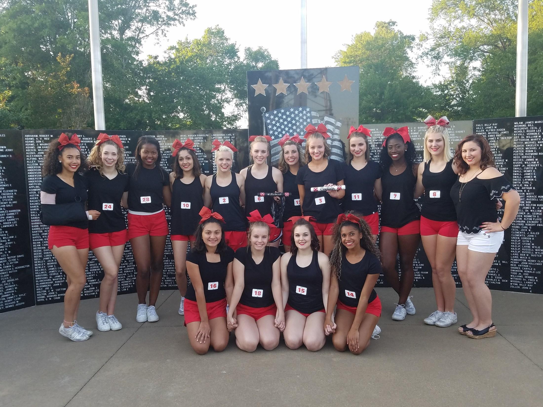 Khs Cheerleaders Cheerleaders Kilgore High School