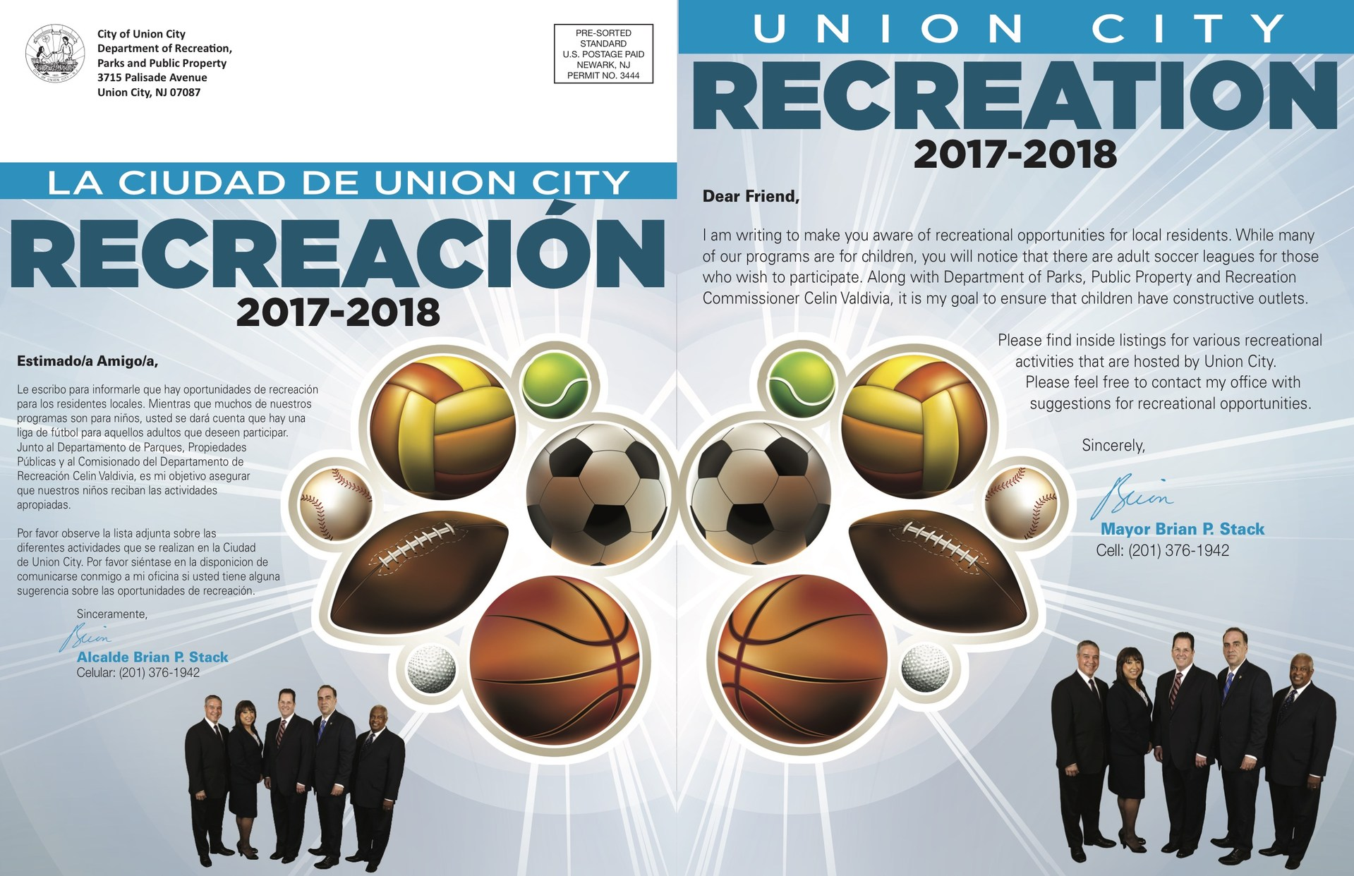 UC Recreation 2017-2018 page 1 & Link