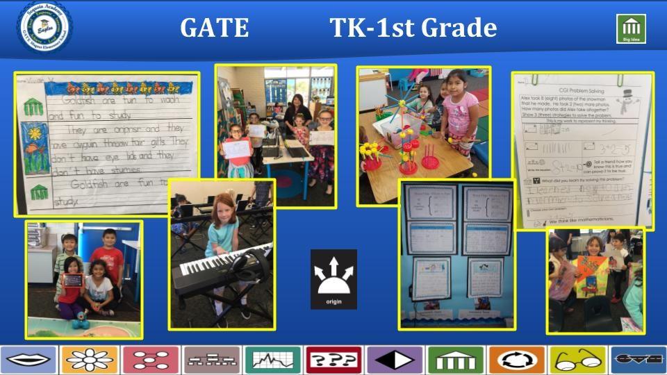 TK/Knd being scholars