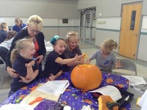 Pumpkin Math Fun!