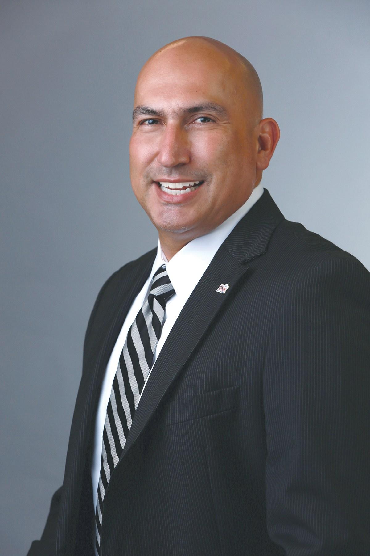 Superintendent, Dr. Ricardo Lopez