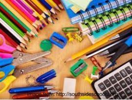 School Supply List! Thumbnail Image