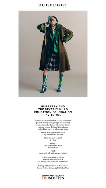 Burberry Flyer
