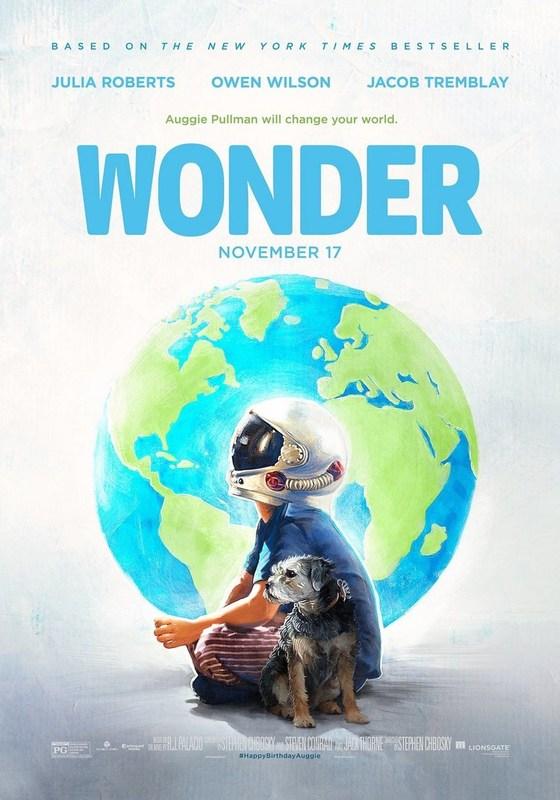 Wonder movie image