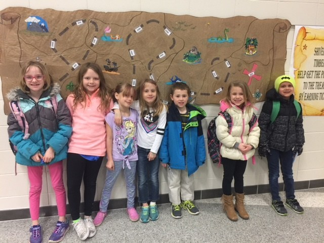 Elementary Spartan Stars of the Week Featured Photo