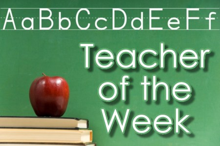 Teacher of the Week