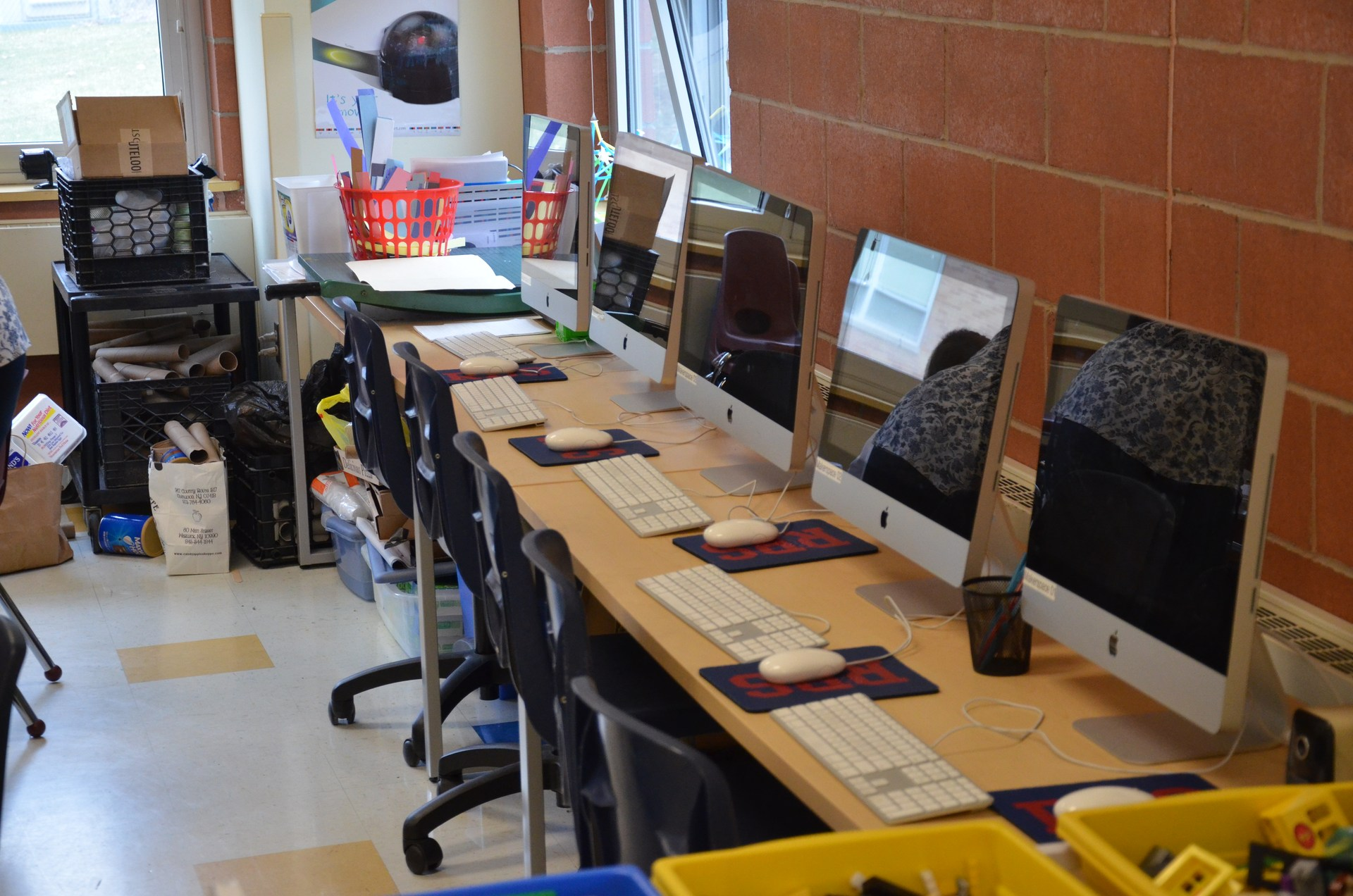 Makerspace computers