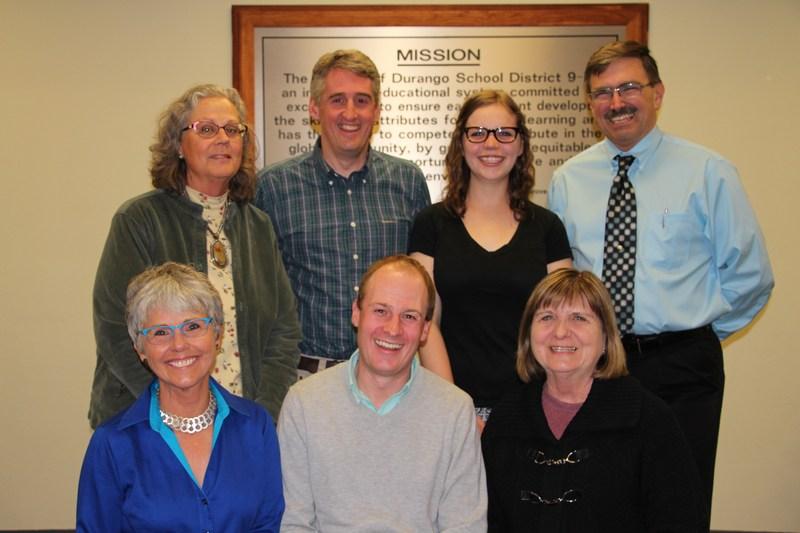 9-R School Board Members