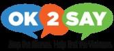 OK 2 SAY Logo