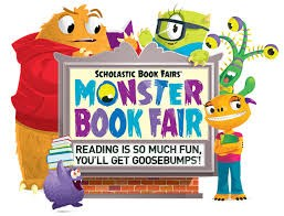 Scholastic Book Fair will be at BTE soon! Thumbnail Image