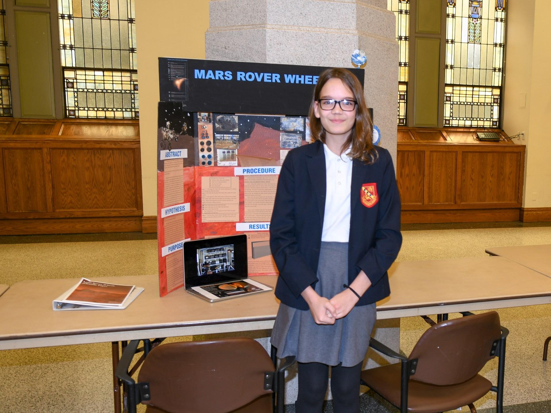 Grade 7 Science Fair