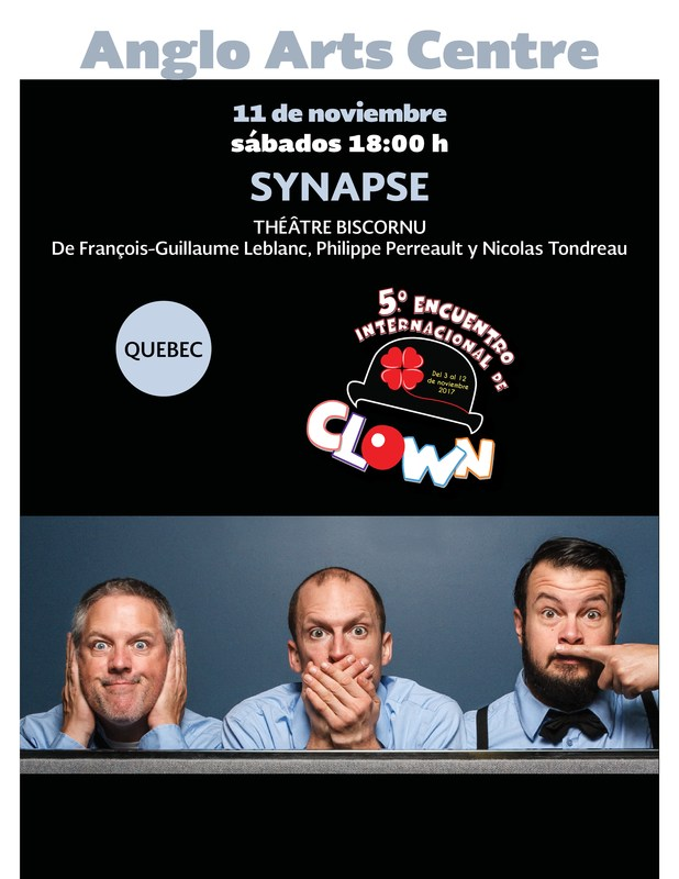 Encuentro de Clown en el Anglo Arts Centre Featured Photo