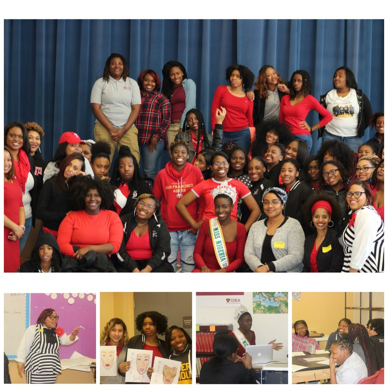Young Women's Empowerment Conference Inspires Female Scholars to Look Forward Thumbnail Image