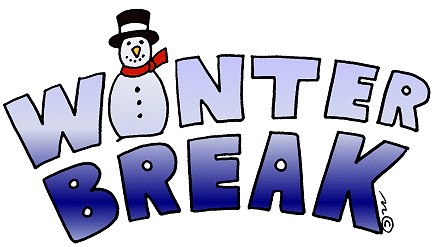 winter break clip art