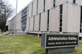 Flint City School District Administration building
