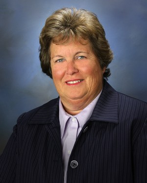 Susan E. Scott, Clerk of the Board, Trustee Area 2