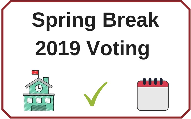 Manor ISD seeking input on Spring Break 2019 Thumbnail Image