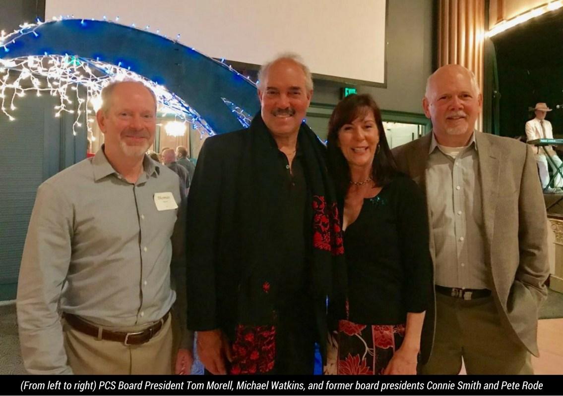 Michael Watkins Honored at BASH Image