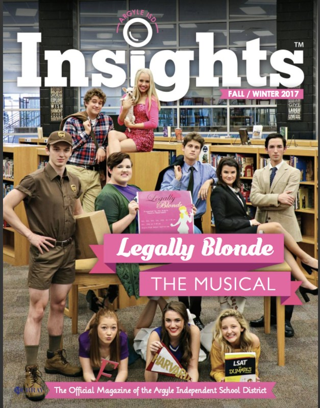ARGYLE ISD'S OFFICIAL MAGAZINE - INSIGHTS Thumbnail Image