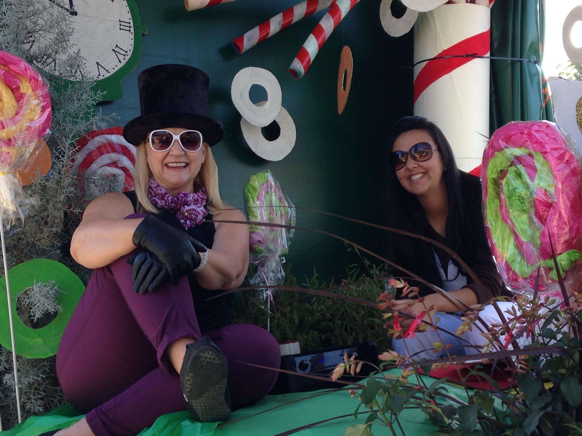 Reedley Fiesta Parade