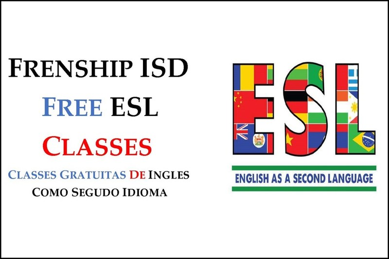 FISD Adult ESL Classes Flyer