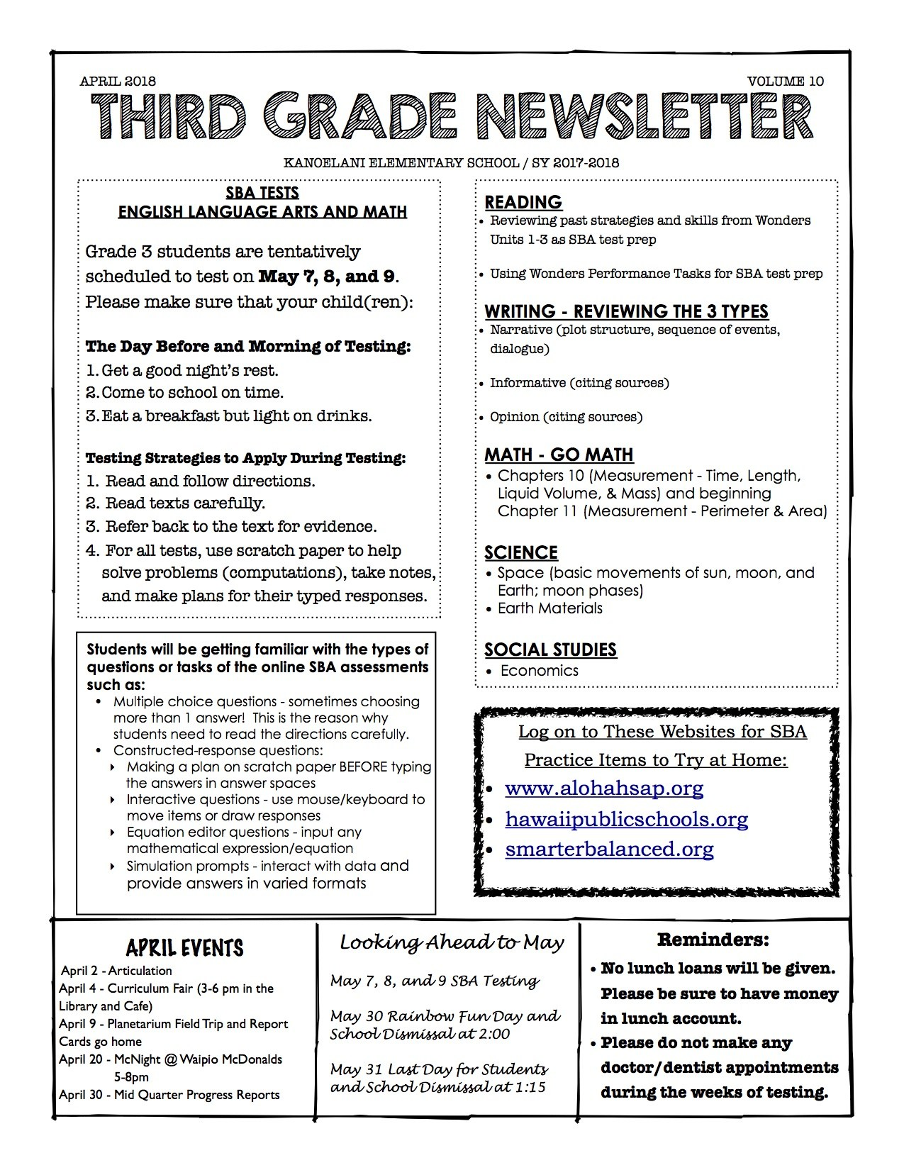Enchanting Math Cafe 3rd Grade Image - General Worksheet ...