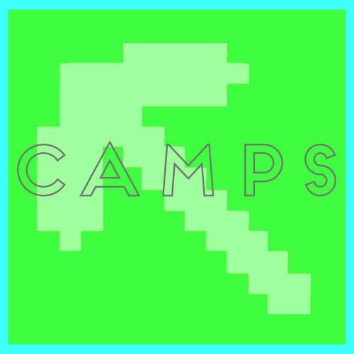 STEM Based Minecrafter Camp Logo