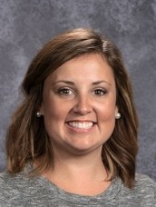 School Counselor Emily Vogt