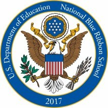 Blue Ribbon School of Excellence 2017
