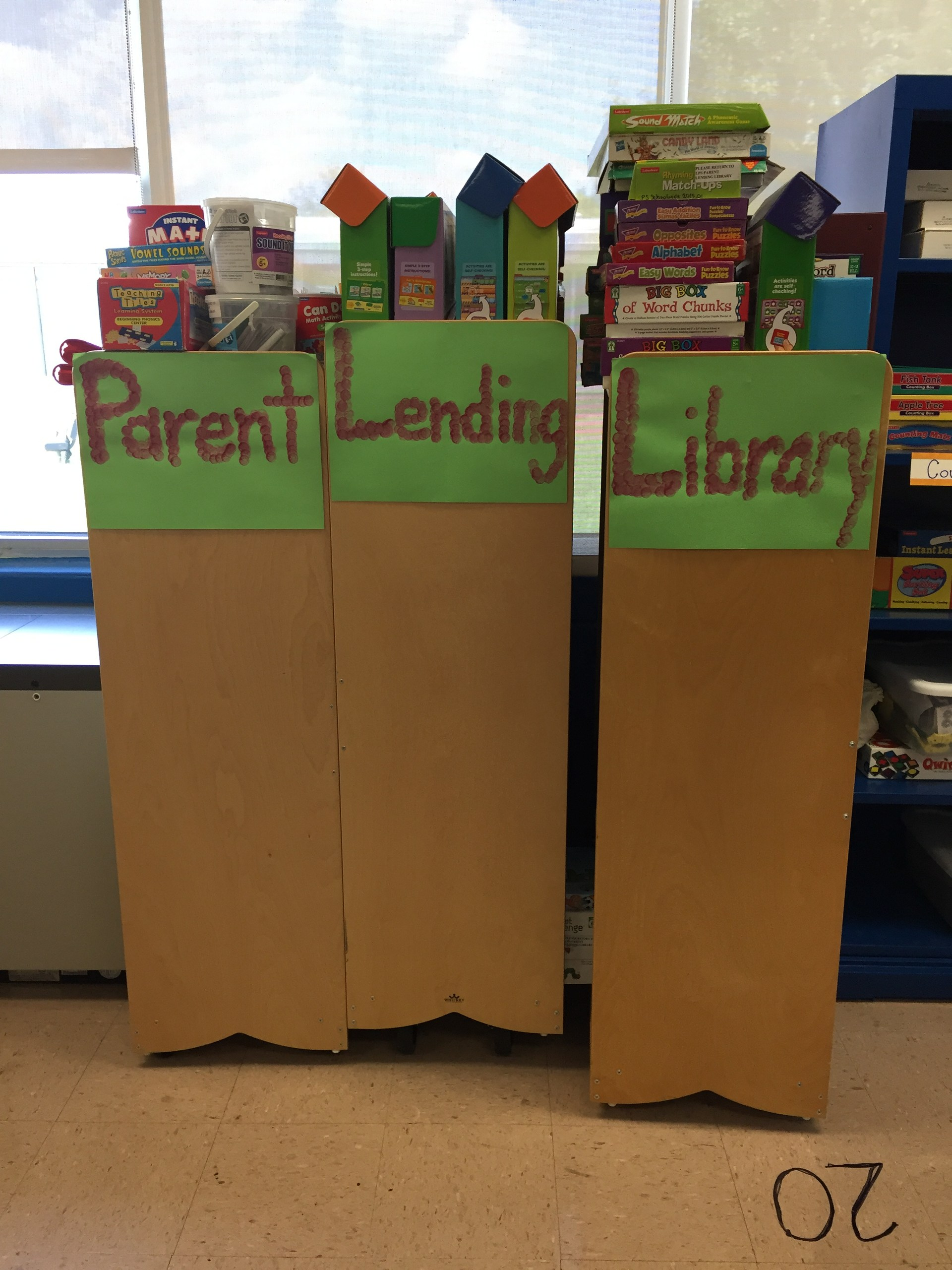 Parent Lending Library