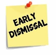 Early Dismissal Icon