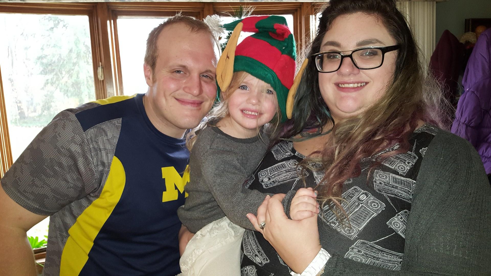 Tom & Family