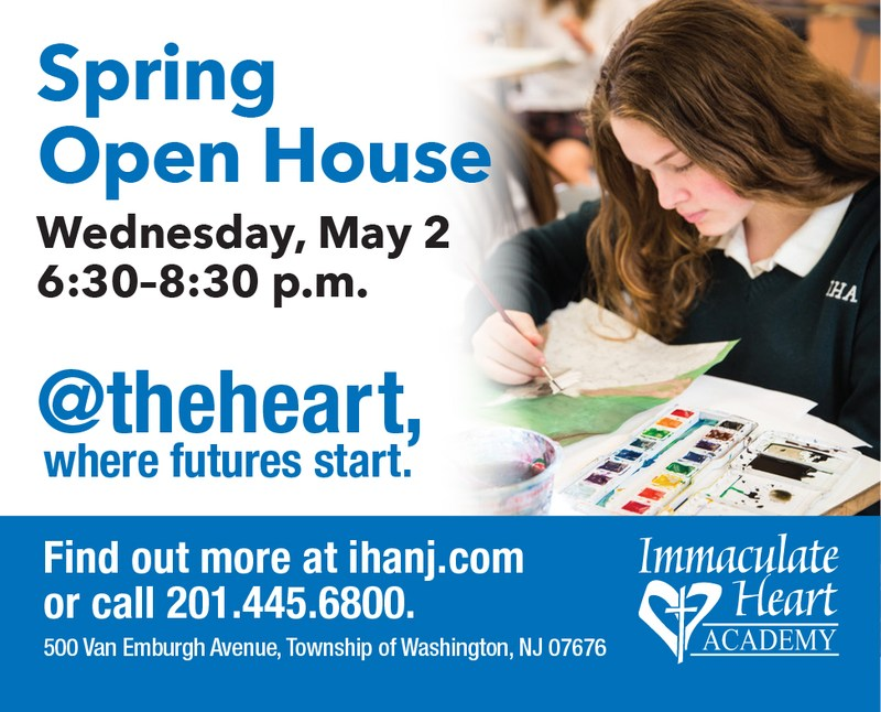 Spring Open House - May 2 Thumbnail Image